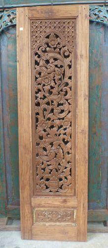 Balinese Rare Unique Antique Original Condition Wooden Door Panel Bed Head. Image Number 71 Of Restored Doors Adelaide . & Balinese Doors Au \u0026 Balinese Recycled Antique Solid Teak Doors ... Pezcame.Com