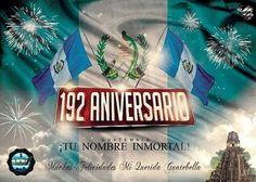 GUATEMALA INDEPENDENCIA