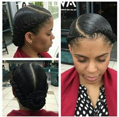 60 Easy and Showy Protective Hairstyles for Natural Hair | Hair ...
