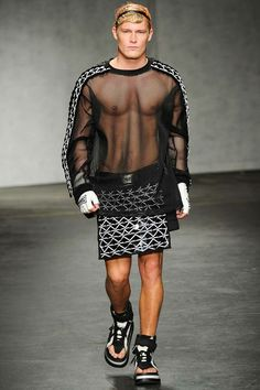 KTZ | Spring 2015 Menswear Collection | Style.com London