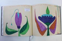 LAURA GUILLÉN 22.11.15 DIARIO SKETCHBOOK ARTE ART ARTISTA ARTIST AMOR LOVE BEBE BABY MAMA MOM FLORES FLOWERS NATURALEZA NATURE