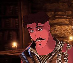 Disney Dragon Age, Dorian