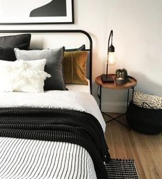 66 Rumors, Lies And Master Bedroom Design Color Schemes Accent Walls Beds 66 Home Bedroom, Master Bedroom, Bedroom Decor, Budget Bedroom, Bedroom Furniture, Bedroom Sets, Bedroom Wall, Wall Decor, Bedroom Black