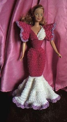 431 Beste Afbeeldingen Van Barbie Doll Baby Doll Clothes Crochet