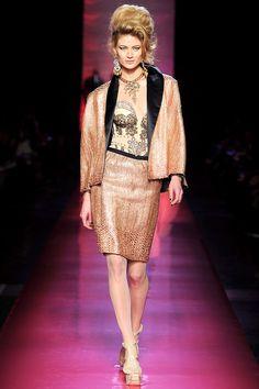 Jean Paul Gualtier Haute Couture - Pasarela