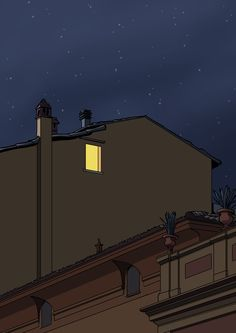 Lights in the night of Bologna.  #nights #house #light #bologna