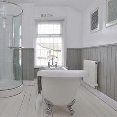 Grey Bathroom Interior Design Lovely 20 Best White Bathroom Vinyl Flooring – Most Popular Modern Bathroom Design Ideas for 2019 Gray And White Bathroom, Bathroom Grey, Master Bathroom, Bathroom Vinyl, Downstairs Bathroom, Gray Bathrooms, Ikea Bathroom, Bathroom Bath, Modern Bathrooms