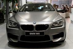 New M6 in frozen grey