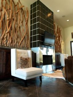 #Fireplace Jefferson Chair