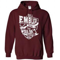 I Love EMBLER T shirts