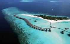 Parrot Cay and Como Shambhala Retreat, Turks and Caicos.