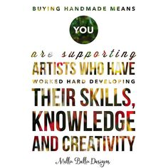 I love supporting like-minded fellow artists who put their heart into creating quality products!  Do you have a favourite artist you love supporting?  Tag them in the comments so that we can share the handmade love!  #handmade #love #share #artistsrock