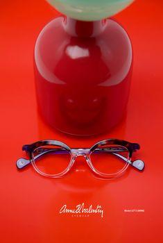 Eyewear - Anne et Valentin - Model LETS SWING