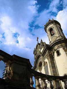 Igreja de São Francisco de Assis: Centro histórico de São João del Rei em Minas #Gerais.