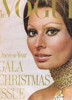 Vogue December 1970 www.vintagetreasure.co.nz