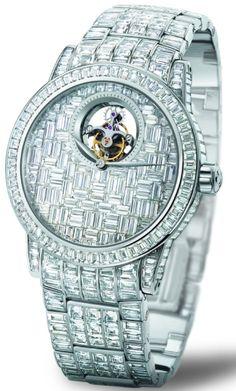 Blancpain Tourbillon Diamants – $1.8 million