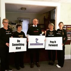 Smile on Life this #leapofkindnessday says Dr. Moreau & his team at Saratoga Smile Care as they film a video we will share tomorrow! by saratogacountychamber