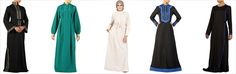 Shopping for an Abaya through an online store is a great choice as you get to choose from a wide range of options under one roof.