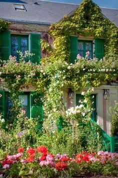A Casa de Monet!