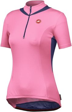 Castelli Womens Alba Cycling Jersey - Classic Cycling Cycling Bibs df0dc84be
