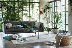 Pust liv i ethvert rum med nyt boligtilbehør og grønne toner.