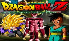DRAGÓN BALL Z: THE FALL OF MEN /¿CONFIRMADA LA RESURRECCIÓN DE CELL? RUM...