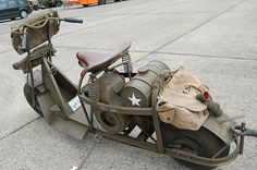 cushman scooters | Cushman airborne scooter | Flickr - Photo Sharing!