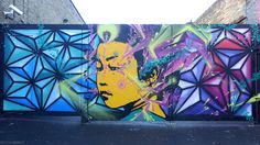 https://flic.kr/p/Zp32wz   Stinkfish         Londres You can find this wall here:   benedicte59.wordpress.com/2017/11/14/novembre-2017-street...