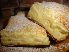 Best Pastry Recipe, Pastry Recipes, Sweets Recipes, Cookie Recipes, Good Food, Yummy Food, Romanian Food, Cake Cookies, Sweet Tooth