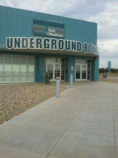 Kansas Underground Salt Museum in Hutchinson, KS