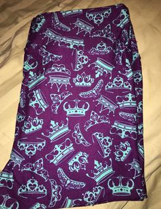RARE Unicorn LuLaRoe TC Crown Leggings #LuLaRoe.....I ACTUALLY HAVE THESE!!!