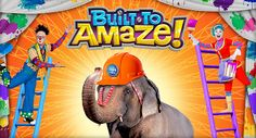 Win a Family 4 Pack of Tickets to see The Ringling Bros. and Barnum & Bailey Circus on January 24–26 at Bridgestone Arena! (3 winners will win a 4pk. of tickets!)