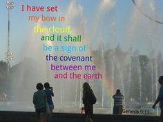 Genesis 9:13 #USopen2014