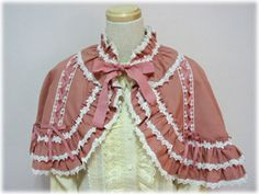 Angelic Pretty / Outerwear / Spindle Cape