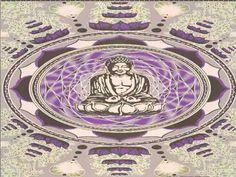 Músicas Para Meditar - Freqûências Binaurais - O Caminho Para O Nirvana