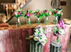 Winter Wedding Flowers, Floral Design, The Incredibles, Bridesmaid, Table Decorations, Pretty, Christmas, Maid Of Honour, Xmas