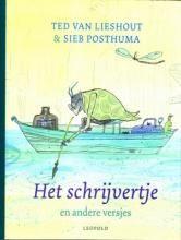 Het schrijvertje en andere versjes - Ted van Lieshout