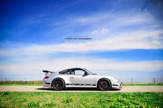 Porsche 997 GT3RS by Laurens Grim, via Flickr