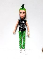 Click to view Deuce Gorgon Monster High, Parachute Pants, Album, Style, Fashion, Swag, Moda, Fashion Styles, Fasion