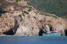 Costa Sur de Cerdeña en Velero con MaresdeItaca