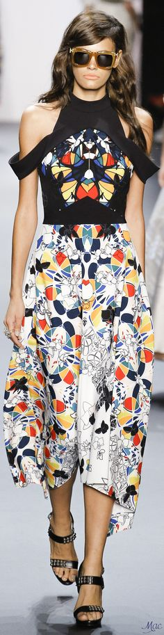 Spring 2017 Ready-to-Wear Bibhu Mohapatra