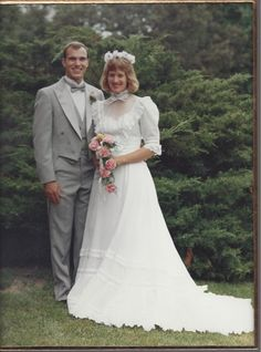 27 years ago, I married the nicest guy on campus!