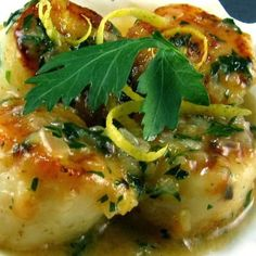 Scallops Provençal - Recipes, Dinner Ideas, Healthy Recipes & Food Guide