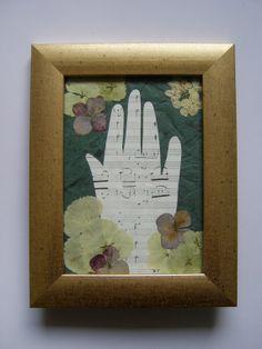 Schutzhand mit Notenschrift Geschenk zum von LindasSmile auf Etsy, €24.00
