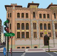 Edificio de Correos - Castellón  www.tapaforats.com