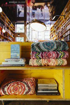 Scheepjes CAL 2020 d'Histoire Naturelle: Main Info page – A Spoonful of Yarn Black Sheep Wool, Blanket Sizes, Beading Needles, Crochet Mandala, Maine, Blanket Crochet, Persian, Needlework, Tiles