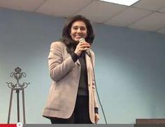 Patricia Mauceria shares her testimony!