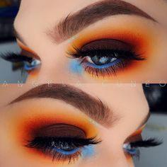 8 Steps To Achieve Perfect Eye Makeup – Makeup Mastery Eye Makeup Art, Kiss Makeup, Eye Makeup Tips, Makeup Goals, Makeup Inspo, Eyeshadow Makeup, Makeup Inspiration, Beauty Makeup, Hair Makeup