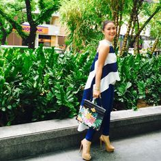 5 Colorful OOTDs by Heart Evangelista | Preview.ph