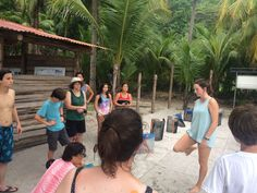 Volunteer Abroad Costa Rica Sea Turtle Conservation Program Pacific or Caribbean beaches from 1 week up to 12 weeks with Abroaderview.org